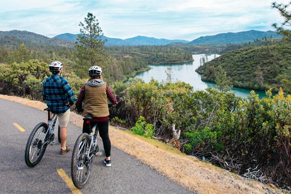 Northern California Hiking And Biking Trails