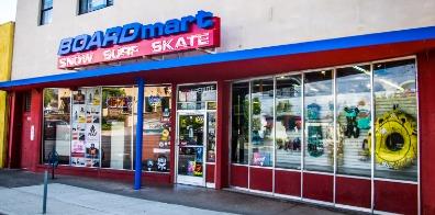 Boardmart, Redding, CA