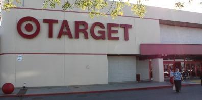 Target, Redding, CA