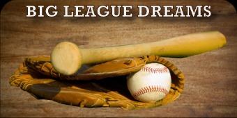 Big League Dreams button