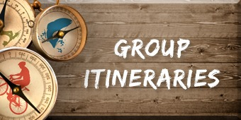Group Itineraries button
