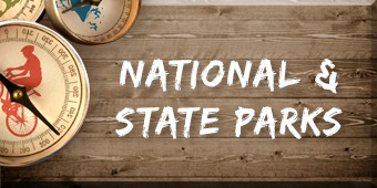 National and State Parks button