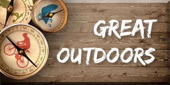Great Outdoors Button