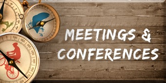 Meetings and Conferences Button