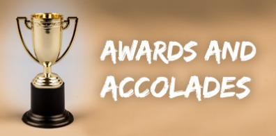 Awards and Accolades Button