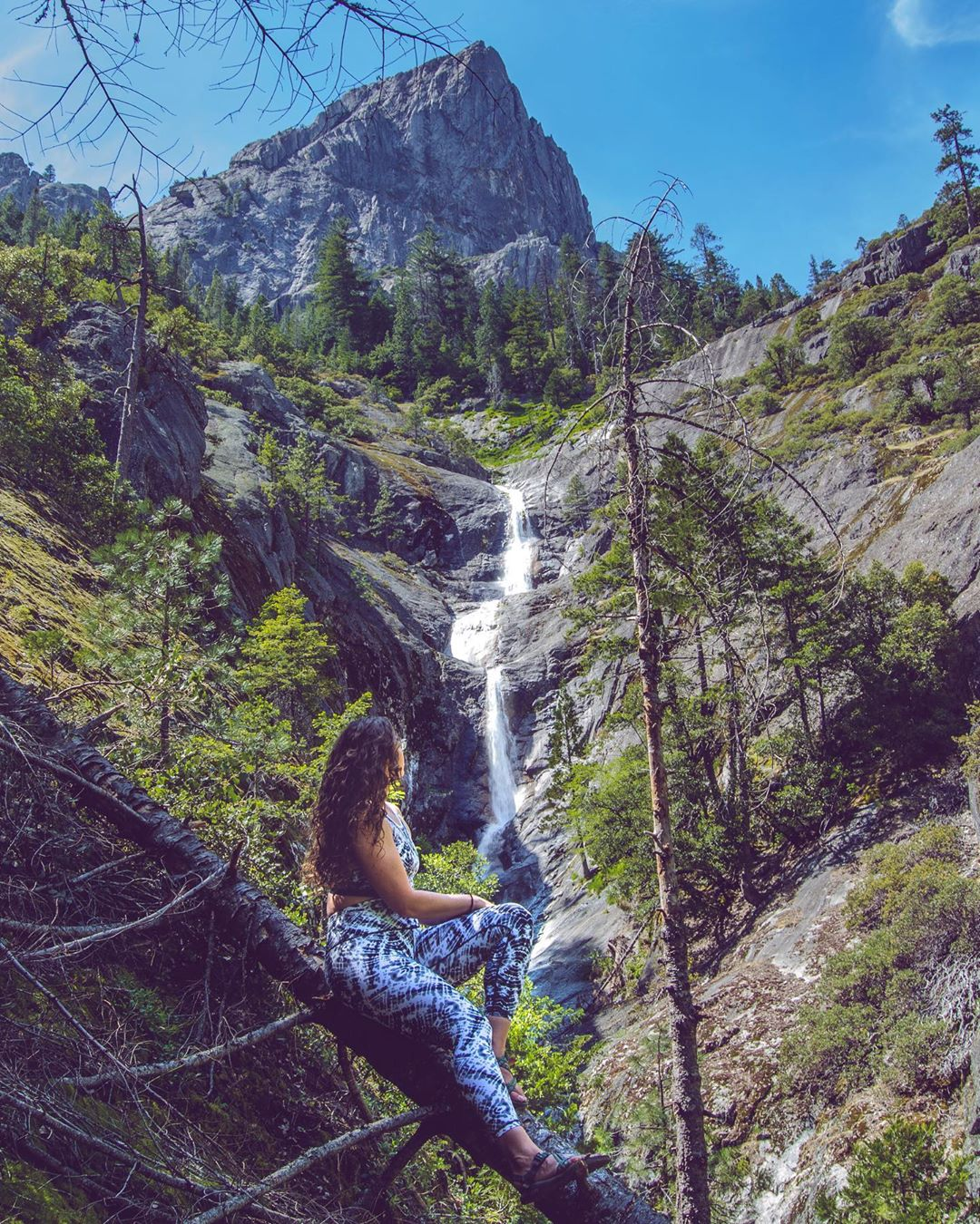 Root Creek Falls